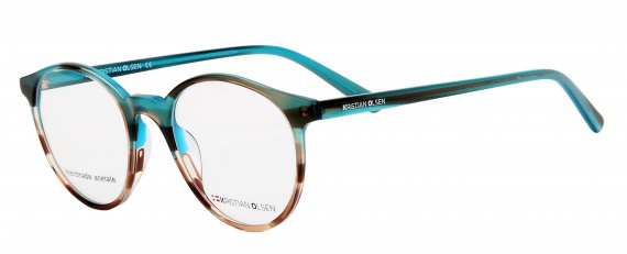 Pollux - Turquoise / Brown